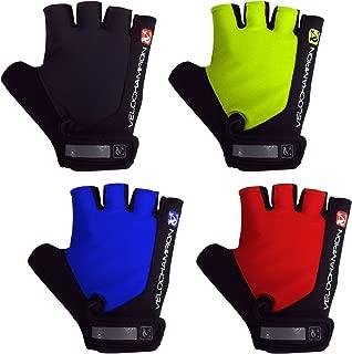 Best black and blue fingerless gloves Reviews