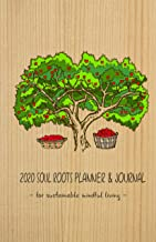 Paula & Tia 2020 Soul Roots Planner & Journal for Sustainable Mindful Living