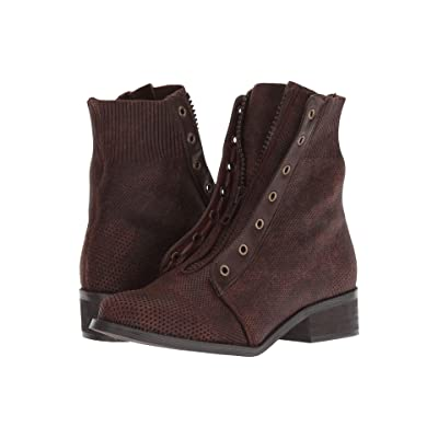 Matisse Coconuts by Matisse-Swiss Boot (Brown Fabric) Women