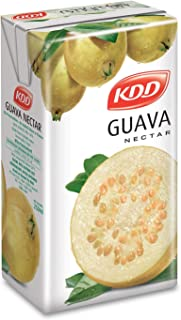 KDD Guava Nectar Juice 180ml (24 Pack)