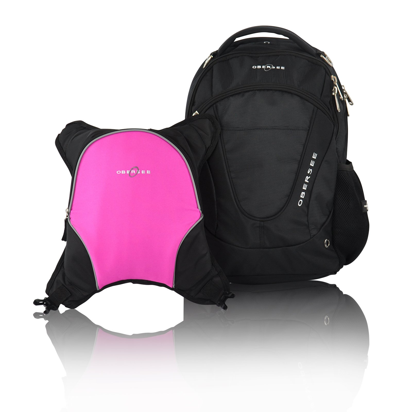 Obersee Diaper Backpack Detachable Cooler