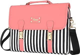 Laptop Bag 15.6 Inch - for Women Laptop Case Shoulder Messenger Macbook Pro Bag …
