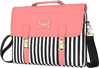 Laptop Bag 13.3 Inch - for Women Laptop Case Shoulder Messenger Macbook Pro Bag