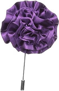 Best purple lapel flower Reviews