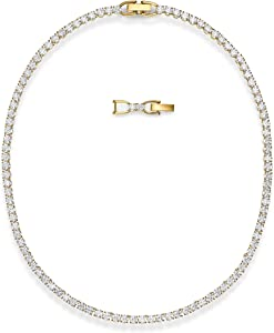 Swarovski Collection Tennis Deluxe Colliers