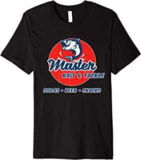 Master Bait And Tackle T-Shirt Funny Adult Humor