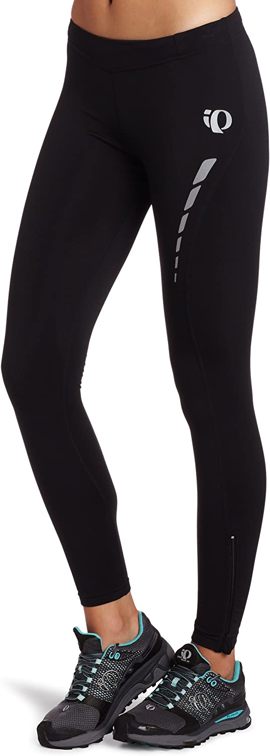 Clearance (Discontinued) Pearl Izumi Select Ladies Thermal Running Tights Black XLarge