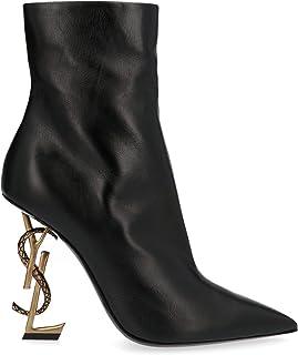 SAINT LAURENT Luxury Fashion Womens 5789221FZDD1000 Black Ankle Boots   Fall Winter 19