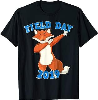 Field Day 2019 Dabbing Fox T-Shirt