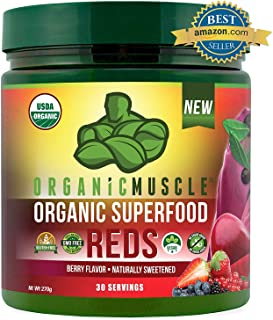 Best organic vital reds Reviews
