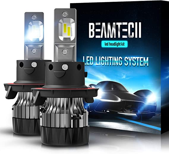BEAMTECH H13 LED Headlight Bulbs