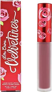 Lime Crime Velvetines Liquid Matte Lipstick, Sasha - Toasted Rose - French Vanilla Scent - Long-Lasting Velvety Matte Lipstick - Won't Bleed or Transfer - Vegan
