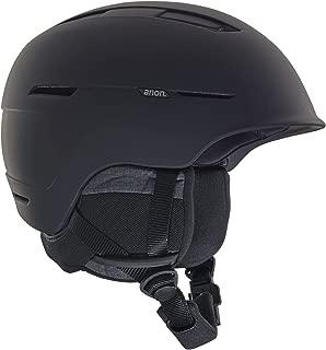 Burton Anon Men's Invert Helmet Asian Fit, Black W19, Large