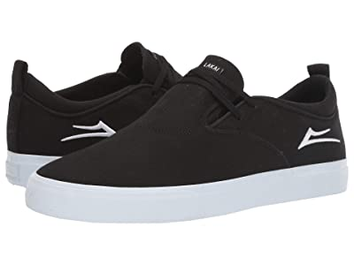 Lakai Riley 2 (Black Canvas) Men