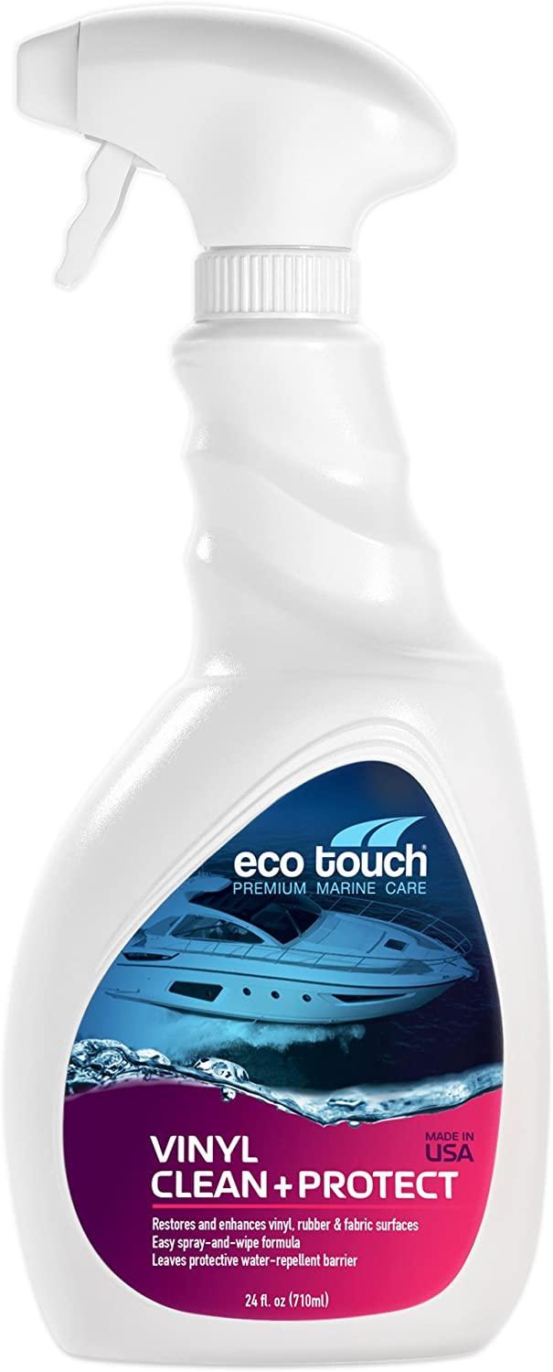 Eco Touch VCP24 Japan Maker New Premium Marine Care Clean + - 24 Protect Vinyl Great interest