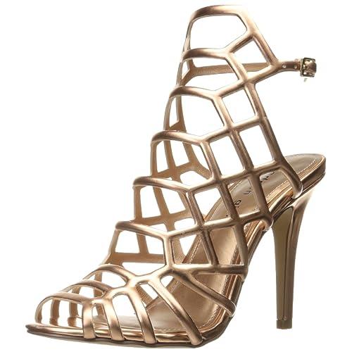 22b0df1ec286 Madden Girl Women s Directt Dress Sandal