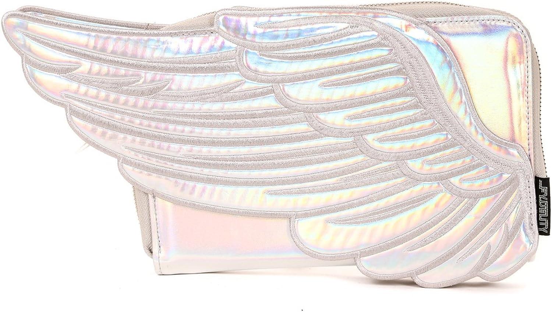 FYDELITY Angel Wings   Bags & Backpacks   Festival Mavens, Rave, Holographic