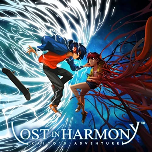 Lost in Harmony: Kaito's Adventure (Video Game Soundtrack)