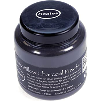 Coates Willow Powdered Charcoal 500ml