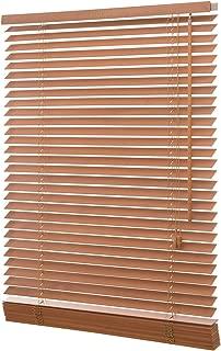 Persiana, madera de roble, 35 mm, incluye set de montaje,