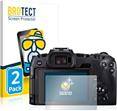 brotect 2-Pack Screen Protector Anti-Glare compatible with Canon EOS Screen Protector Matte  Anti-Fingerprint Protection Film