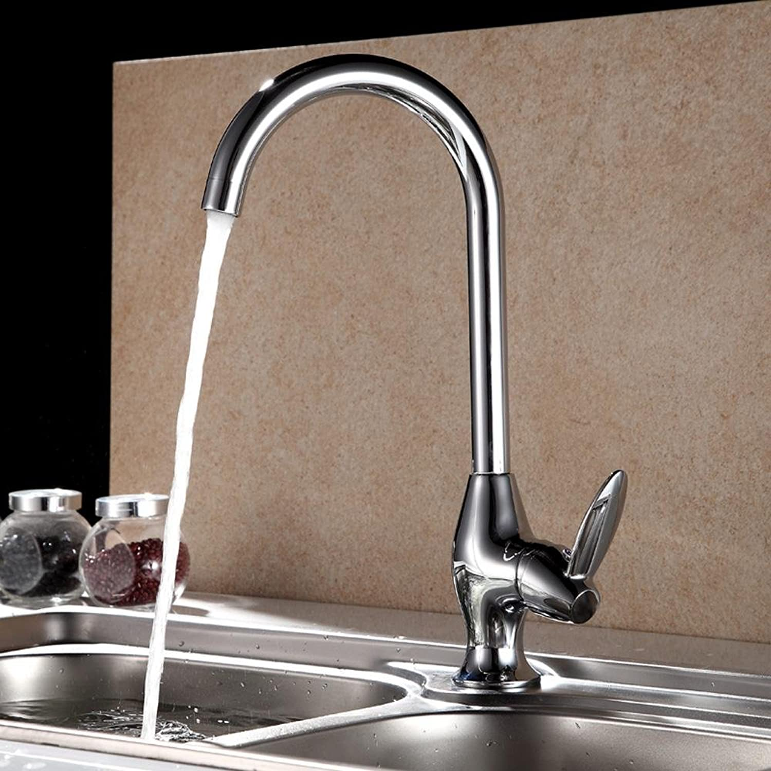 MDRW-Dragon preferredCopper single handle single hole hot and cold, heightening the sink kitchen sink, wash basin faucet
