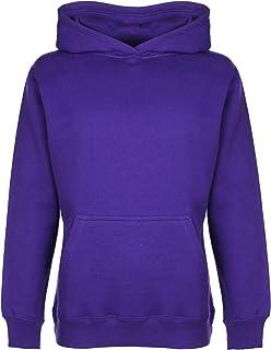 FDM Kids/Childrens Unisex Hooded Sweatshirt/Hoodie (300 GSM)