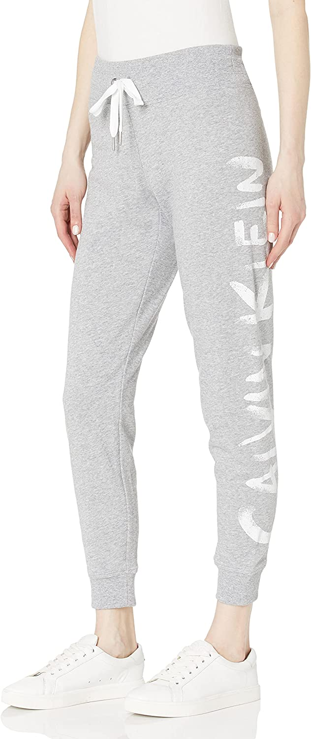 Popular products Calvin Klein Performance Women's Quantity limited Brushed Logo Jogger Jumbo