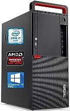 $569 » Lenovo ThinkCentre M910T Tower Desktop Computer - Intel Core i7-6700 Upto 4GHz, 32GB Ram, 256GB SSD, AC Wi-Fi, Bluetooth, ...