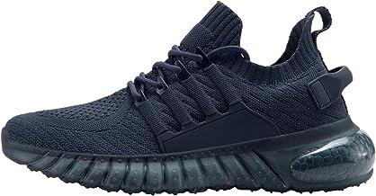 UBEE Men's and Women's Fashion Sports Shoes Shock Absorption Walking Running Shoes