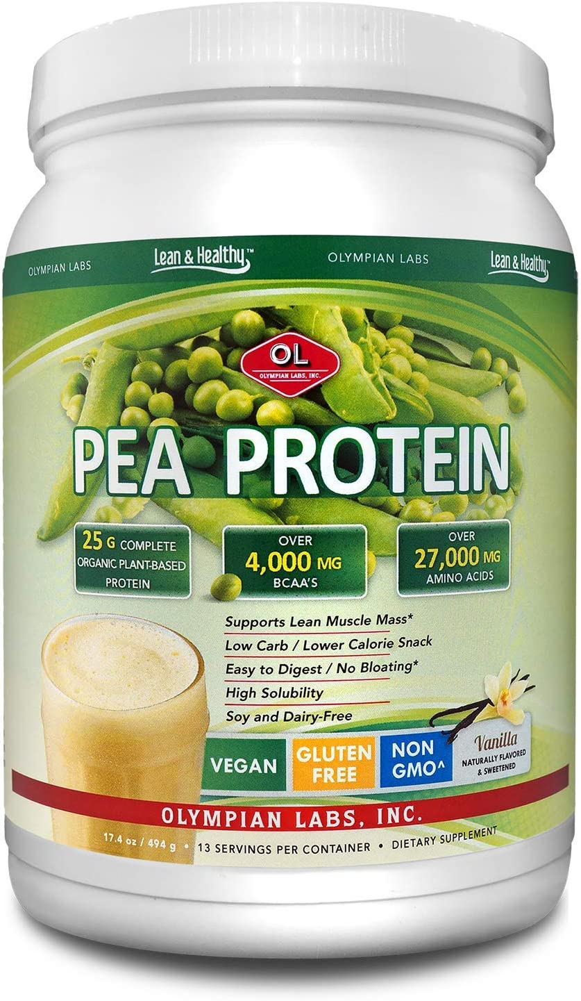 Pea Protein Small High quality new Purchase Vanilla