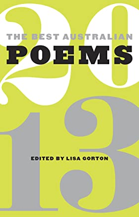 The Best Australian Poems 2013 (English Edition)