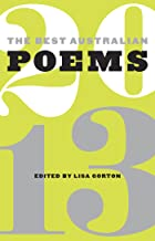 The Best Australian Poems 2013