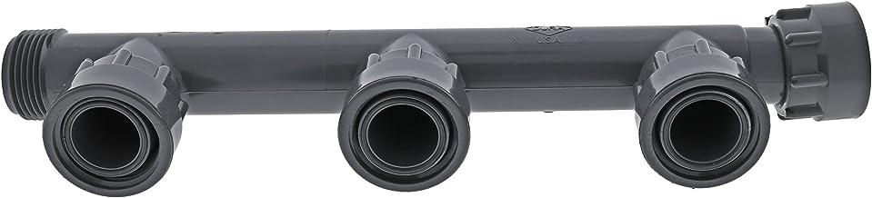 Hunter PGV101-JT-MM Dura Manifold Valve Kit with Flow Control 3 Zone Slip PGV101JTMM