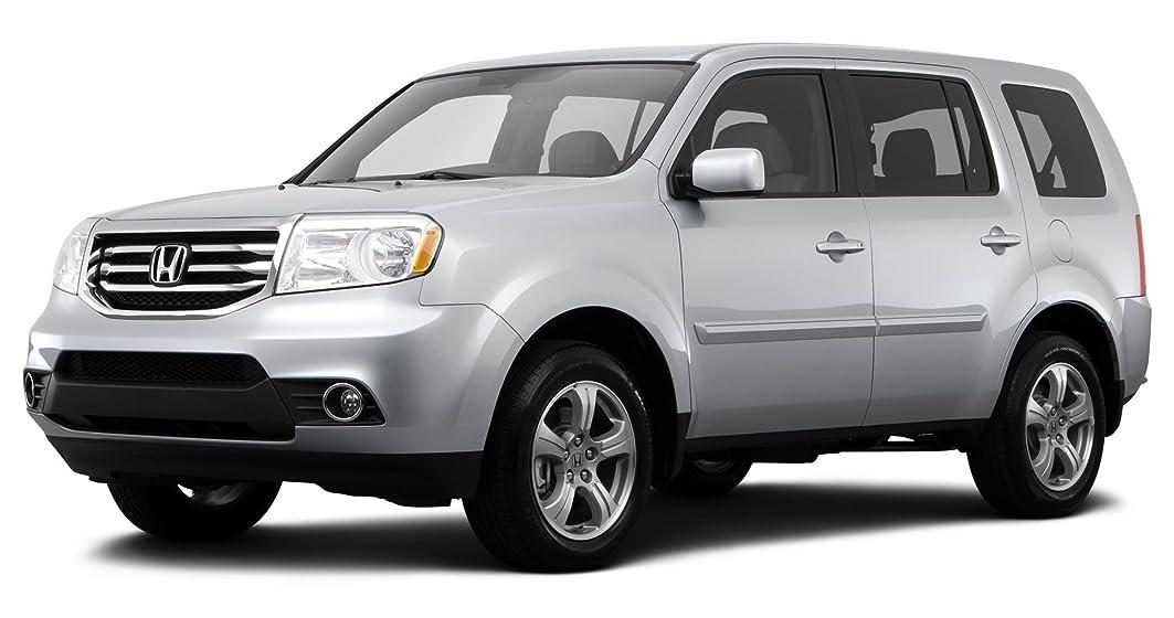 Amazon.com: 2015 Honda Pilot Reviews, Images, and Specs: Vehicles