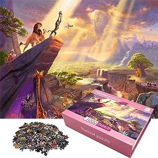 Puzzles pour adultes 1000 pièces Jigsaw Puzzle Décoration de la maison Jigsaws Puzzle Games Family Fun Puzzles de sol Joue...