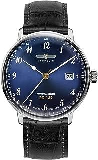 Zeppelin LZ129 Hindenburg Series Swiss Quartz Dress Watch 7046-3