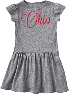 inktastic Ohio Infant Dress