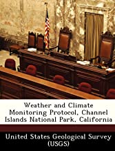 Weather and Climate Monitoring Protocol, Channel Islands National Park, California