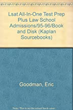 LSAT/Test/Law School (Kaplan Sourcebooks)