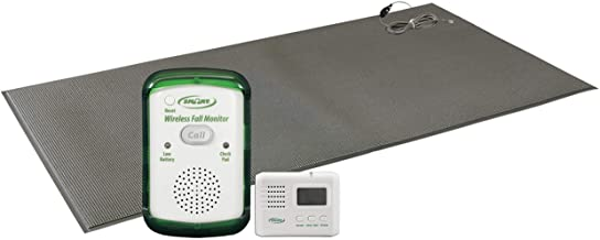 Fall Prevention and Anti-Wandering Floor Mat with Monitor and Pager