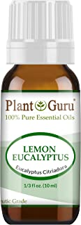 Lemon Eucalyptus Essential Oil 10 ml 100% Pure Undiluted Therapeutic Grade.