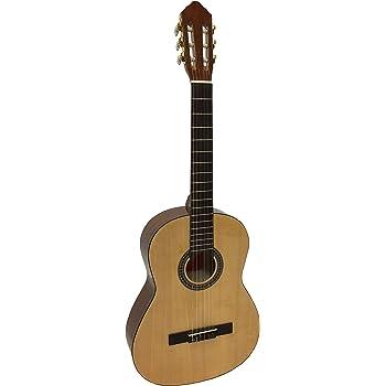 Guitarra clásica española Romanza MARIA 3/4 calidad de sonido ...