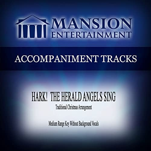 Hark The Herald Angels Sing Traditional Accompaniment