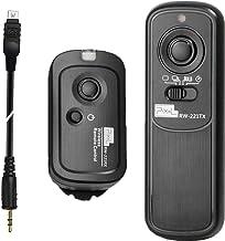 Sponsored Ad - Pixel 2.4GHz Digital Wireless Remote Shutter Release UC1 for Olympus OM-D, Pen, Pen-F, E30, E400 and E510 S...