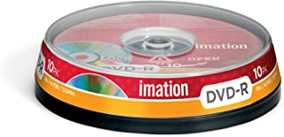 Imation DVD-R 16x 120 Minutes 4.7GB Spindle Pack of 10