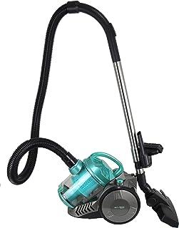Bastilipo - Bolero 800-MC Aspirador Trineo Multi-Cicl?nico, con Motor Extra Powerfull Silence de 800 W, Color Verde Agua