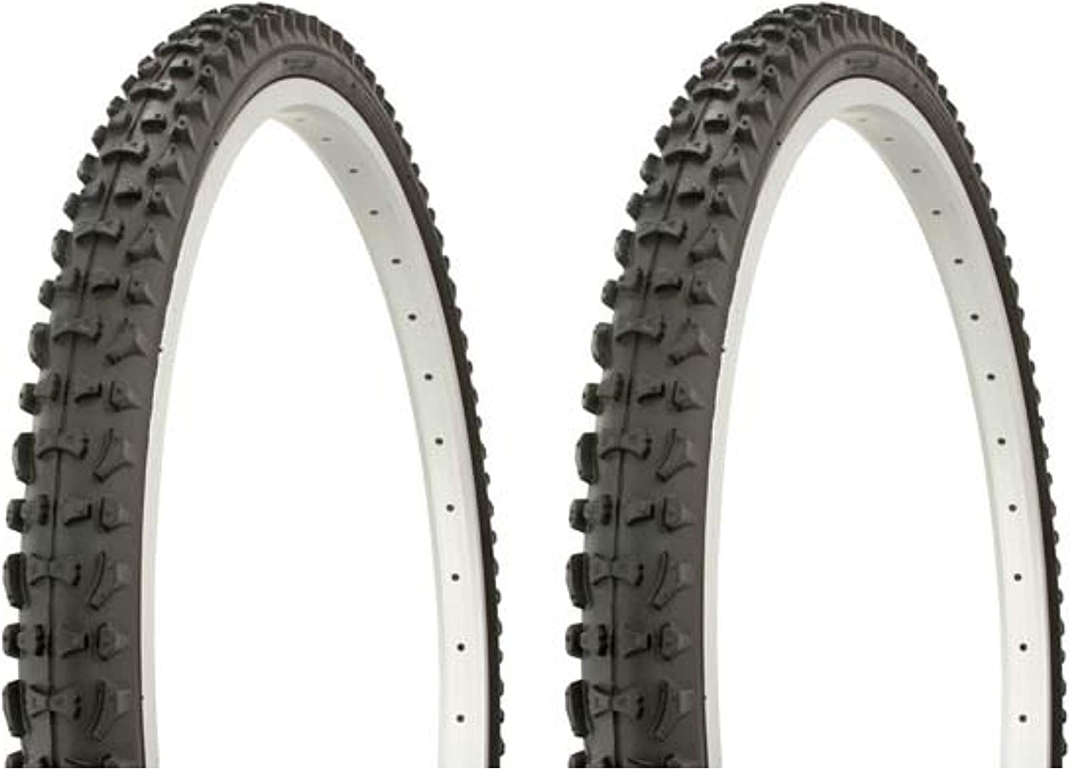 Two Tire Duro 26  x 1.90  Black Black Side Wall HF107A. Bicycle tire, bike tire, beach cruiser bike tire, cruiser bike tire