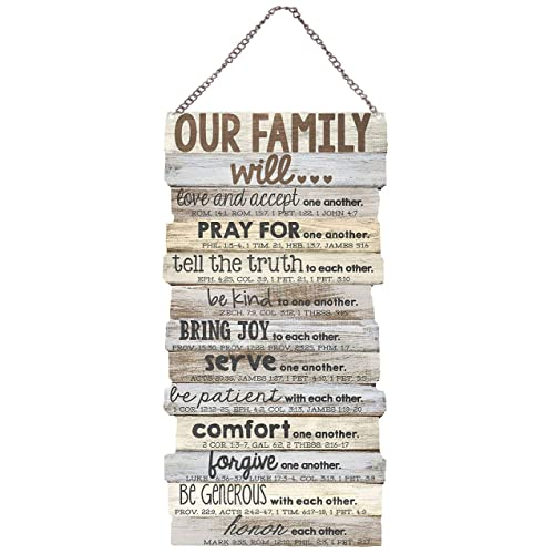 Paper Plane Design Wood Door Hanging (45 cm x 16cm)