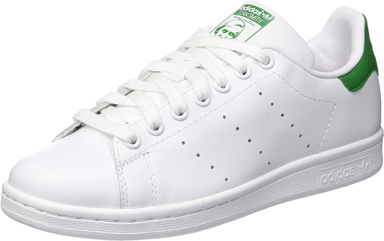 Adidas Men's Stan Smith Low-Top Sneakers, Unisex - Adult